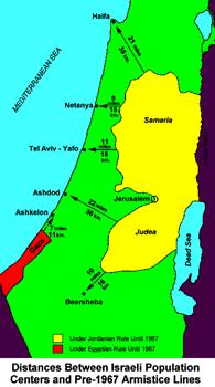 Jerusalem Judea Samaria And The Ends Of The Earth Map.If Palestinian Authority Declares State Israel Will Annex