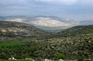 Passover Shomron Tour 001