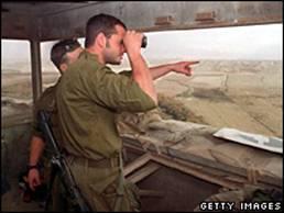 IDF Reservists Jordan Valley