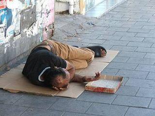 Israel's Poor - Tel Aviv