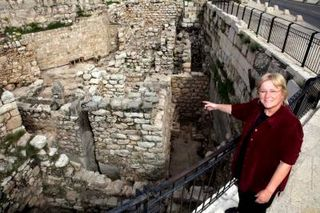 Jerusalem Walls of Solomon