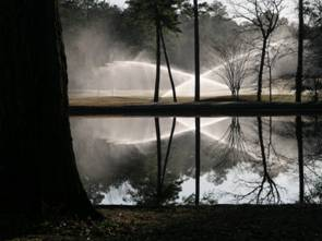 Wilding Pond Fountains