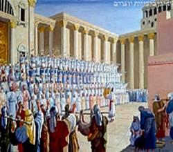 Temple Pesach Celebration