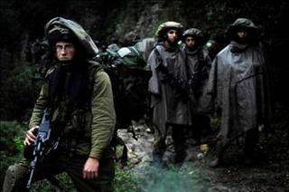 Israeli Shaldag Commandos