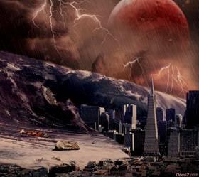 Planet X Tsunami