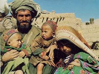 Pashtun Bani-Israelite Family