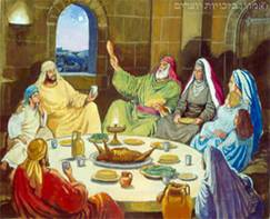 Family Pesach Seder