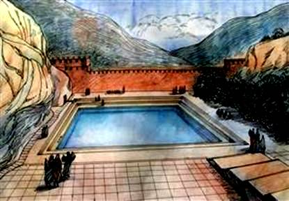 Reconstruction Pool of Shiloam