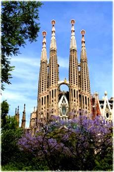 La Sagrada Família Roman Catholic Basilica