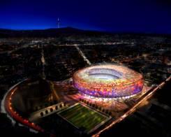 Barcelona Nou Stadium, Barcelona, Spain