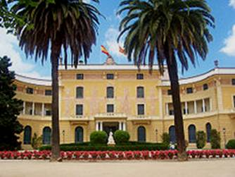 Royal Palace of Pedralbes