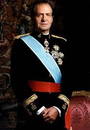 Spanish King Juan Carlos I