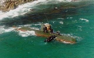 SSC Sang-o Class Mini Submarine (Yugo class)