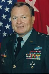 Retired Major General Paul E. Vallely