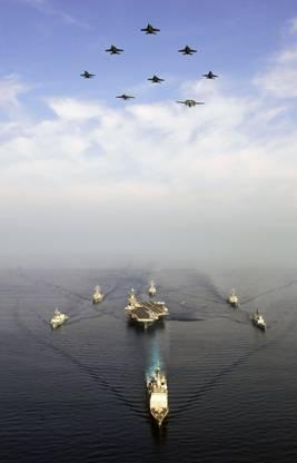 USS Harry S. Truman Carrier