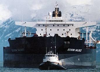 Exxon Valdez Oil Catastrophe