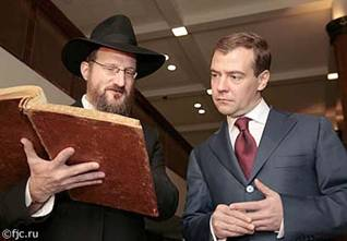 Russia's Deputy Prime Minister Dmitry Medvedev