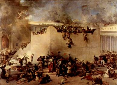 Roman Destruction of Herod's Temple