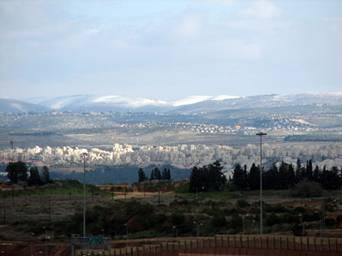Snowcapped Peaks Mountain Samaria