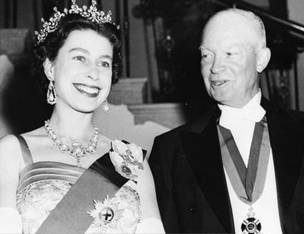 Queen Elizabeth ll at United Nations 2