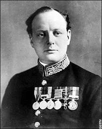 Commander Winston Churchill 1914