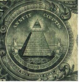 All-Seeing Eye of G-d and the Pyramid