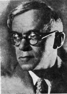 Zionist leader Ze'ev Jabotinsky