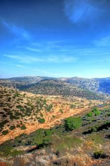 Hills of Shomron
