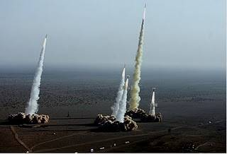 Iranian Missile Tests