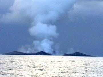 Volcanic Island 001