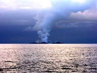 Volcanic Island 013