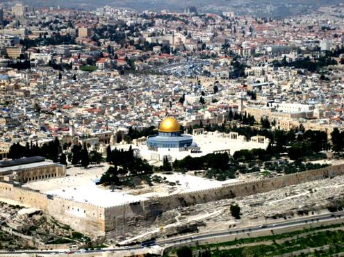 Jerusalem and the Temple Mount