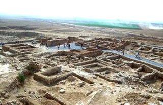Ruins of Beersheba
