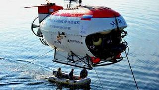 The Russian Deepwater Submergence Vehicle