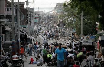The 2010 Earthquake in Haiti