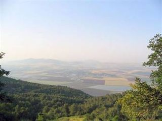 The Hills of Gilboa