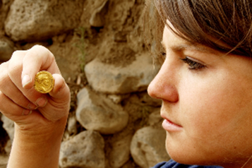 2,000-year-old gold coin discovered Galilee