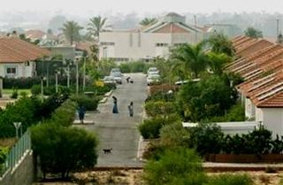 Jewish Gaza Settlement at Gush Katif