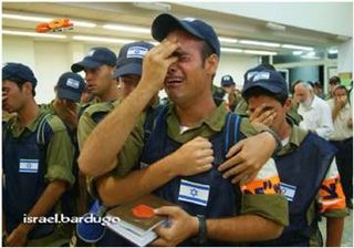 Grief IDF Soldier 2005 Gaza Expulsion